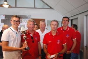 Naventure vainqueur du Trophee des iles Audi avec JLB et Patrick Le Gall